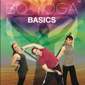Bo Yoga Basics DVD Front Cover