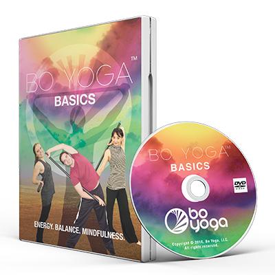 Bo Yoga Basics DVD