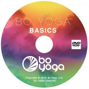 Bo Yoga Basics DVD Cover