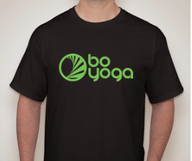 Bo Yoga T Shirt