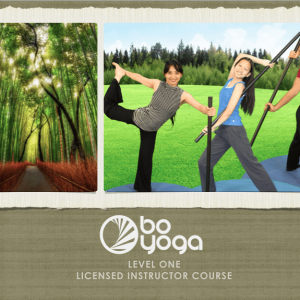 Bo Yoga Instructor Course