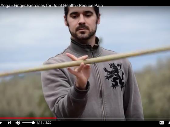 Bo Yoga - Finger Exercises for Joint Health - Reduce Pain
