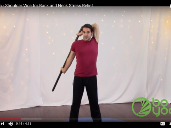 Shoulder Stretch for Pain Relief
