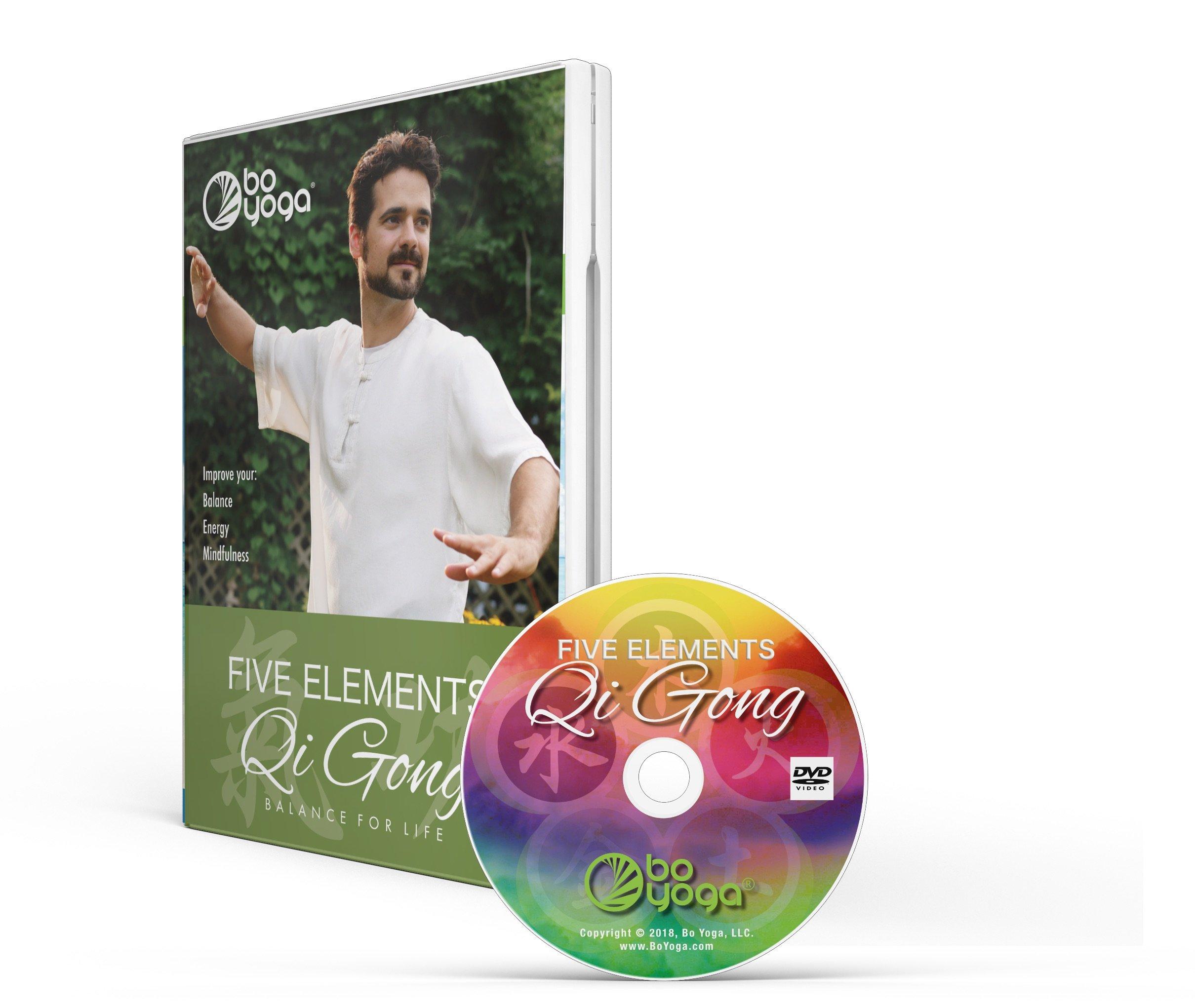 5 Element Qi Gong DVD