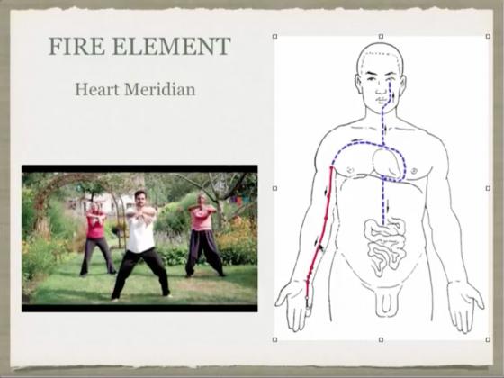 Fire Element Qi Gong