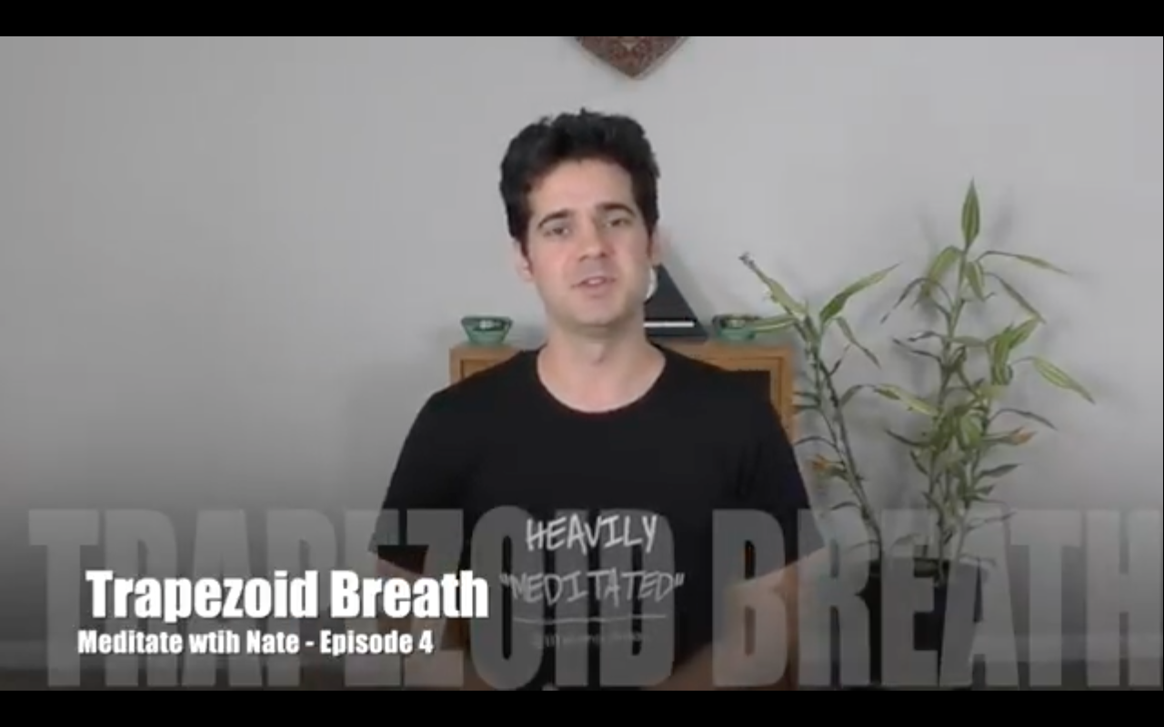Meditate with Nate Bo Yoga